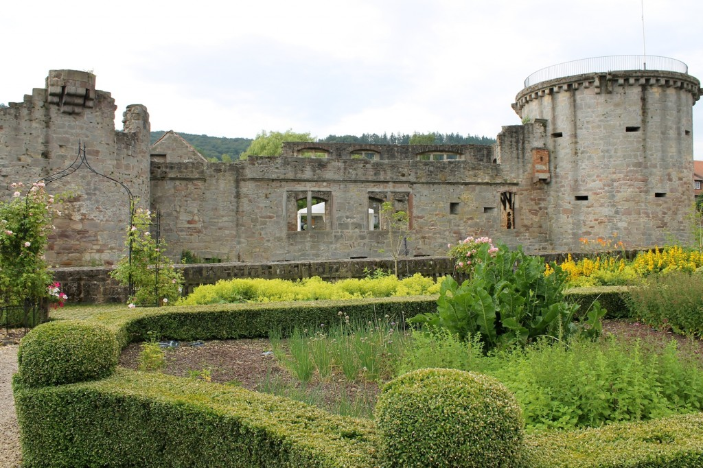 Wasser Schloss