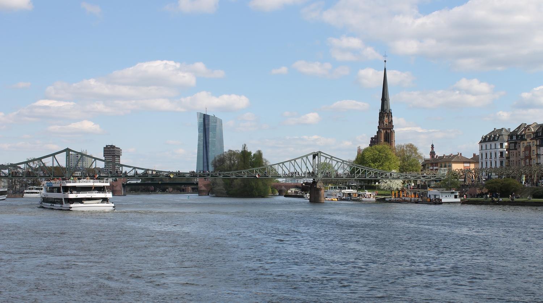 Mädels-Wochenende in Frankfurt