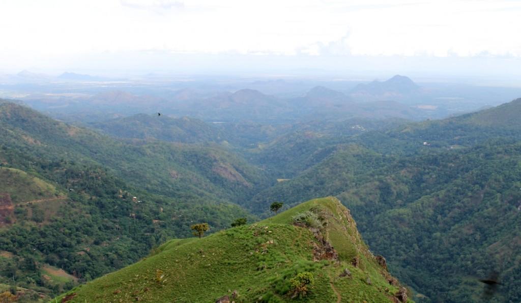 Ausblick Sri Lanka