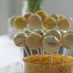 Hochzeits-Cake-Pops | Rezept
