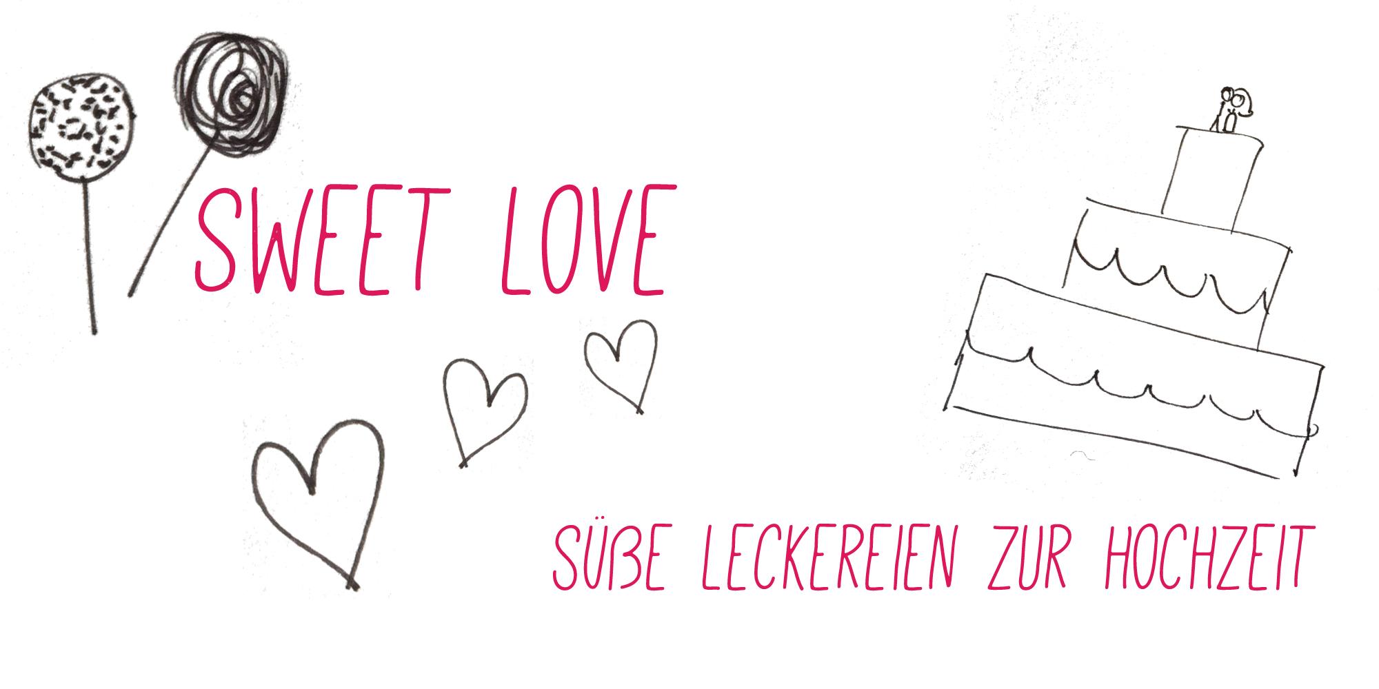 Sweet Love: Hochzeitskuchen-Rezepte|Blog-Serie