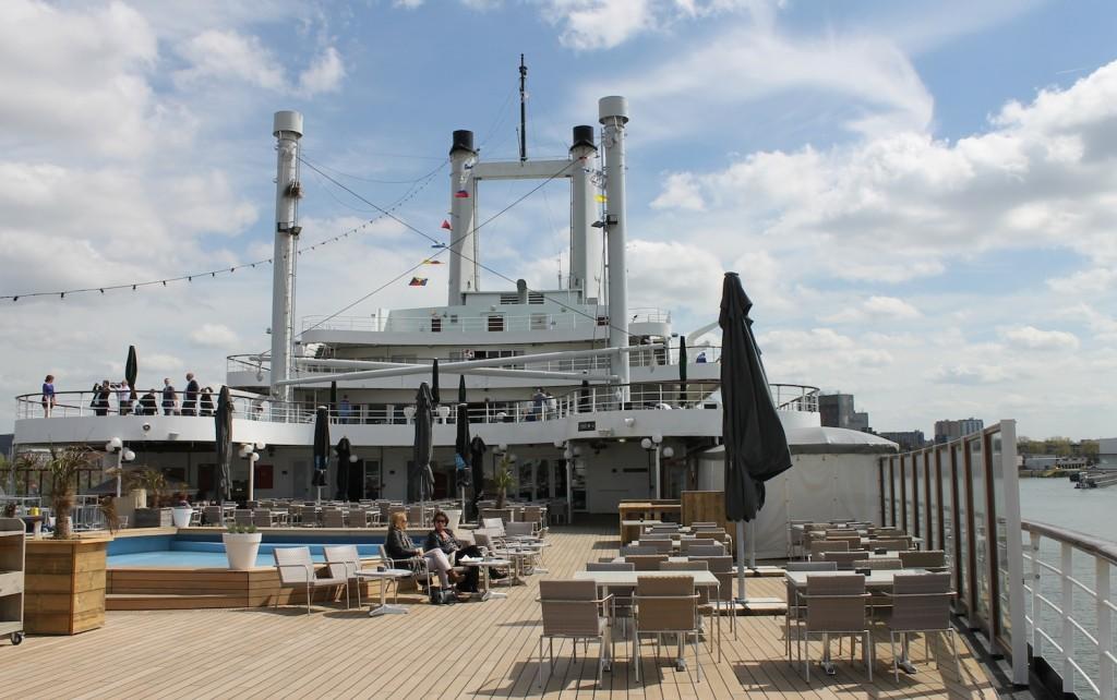 Rotterdam Tipp Schiff