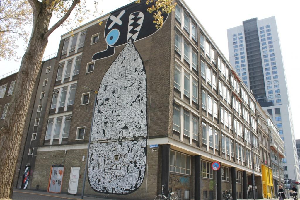 Street Art Niederlande