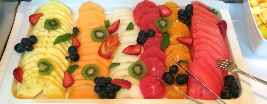 Frucht am Morgen