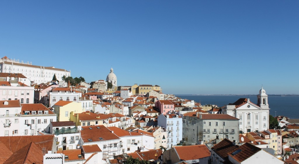 Lissabon Stadtgefuehl