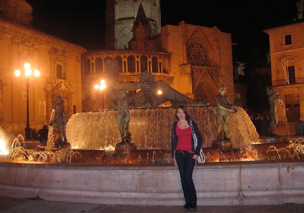 Städtetrip allein Valencia