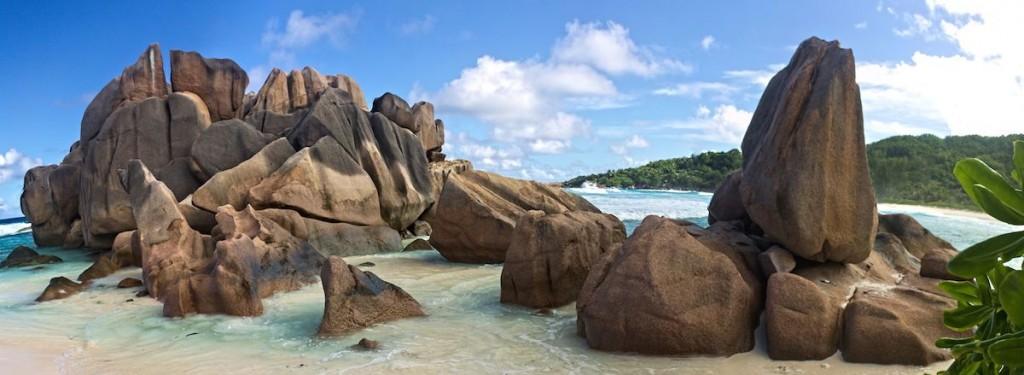 Anse Cocos, einer der schönsten Strände der Seychellen
