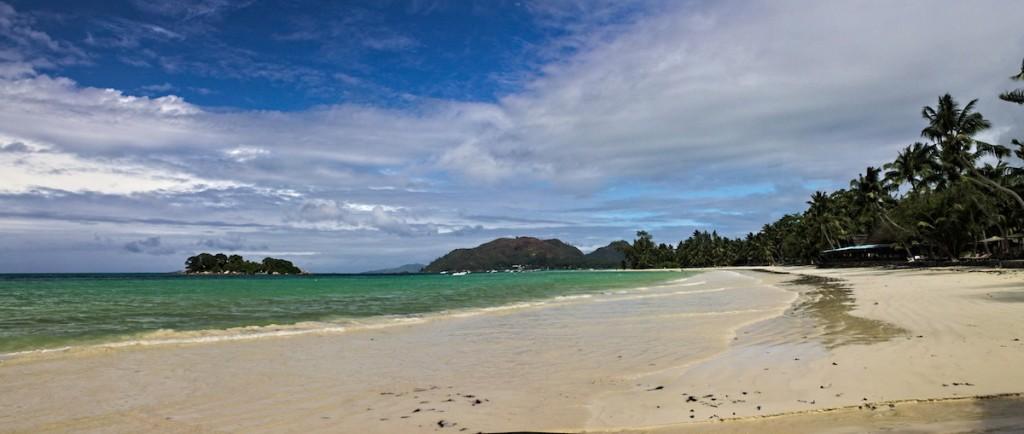 Anse Volbert auf den Seychellen