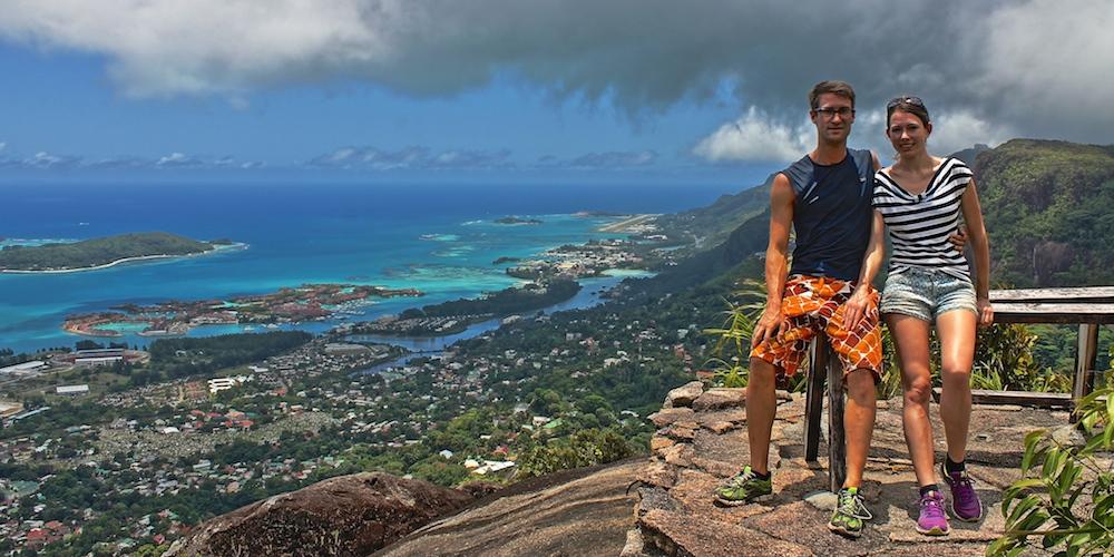 Wandern auf den Seychellen – Teil 1