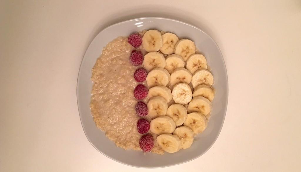 Hirsebrei zum Frühstück