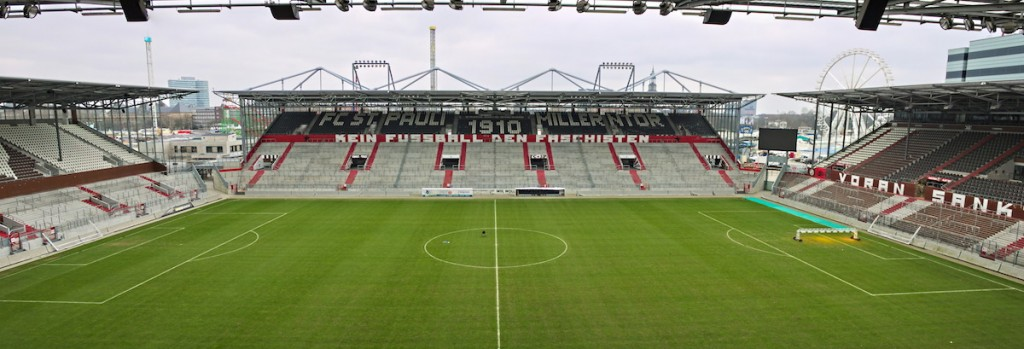 Millerntor-Stadion Hamburg