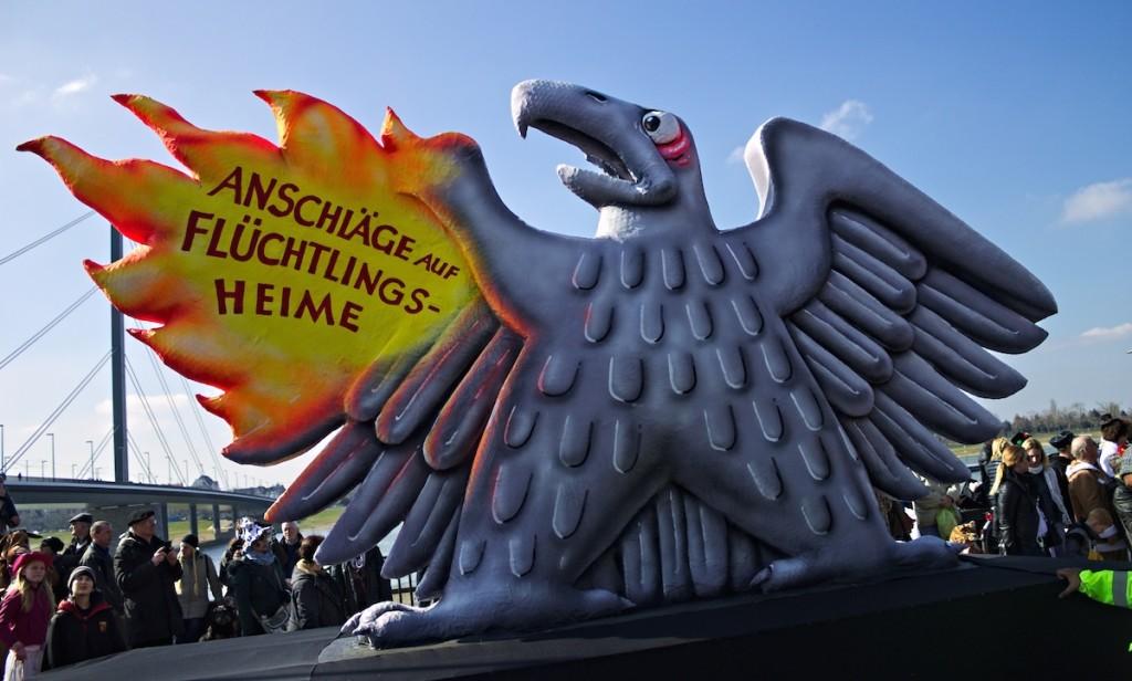 Karneval mit Botschaft