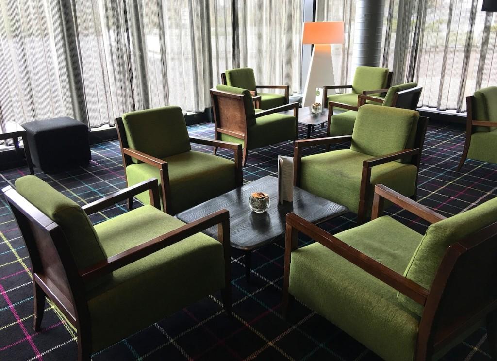 Bar im Hamburger Hotel
