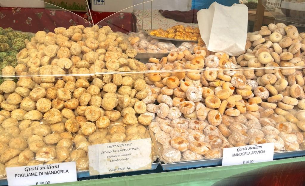 italienische Kekse