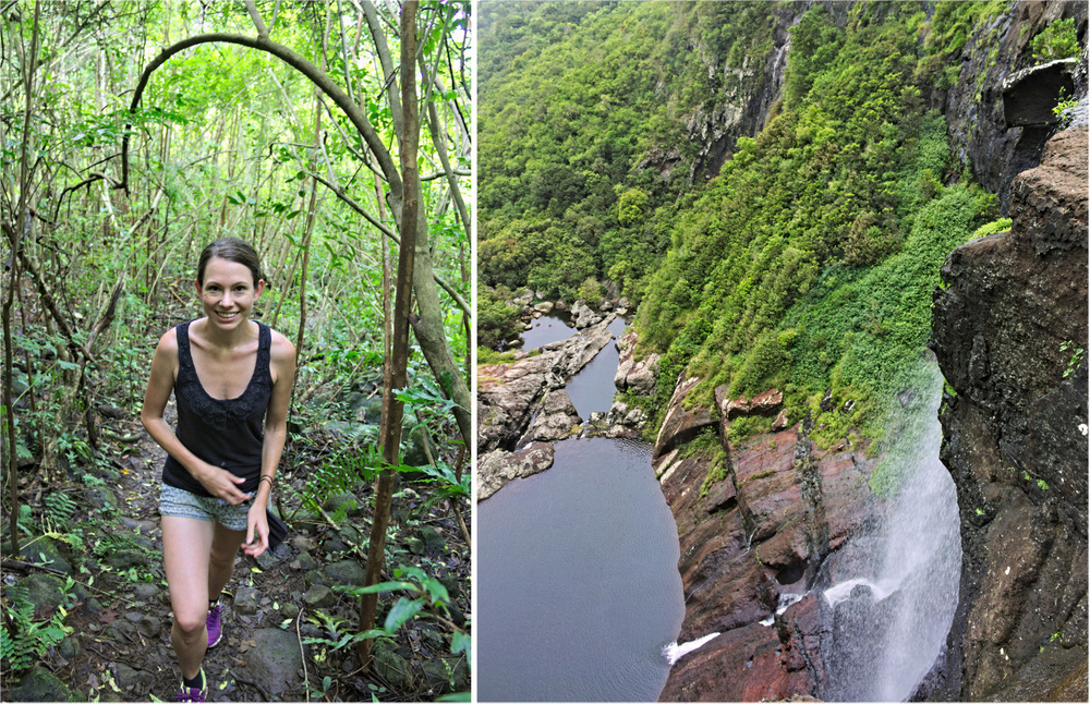 Wandern auf Mauritius