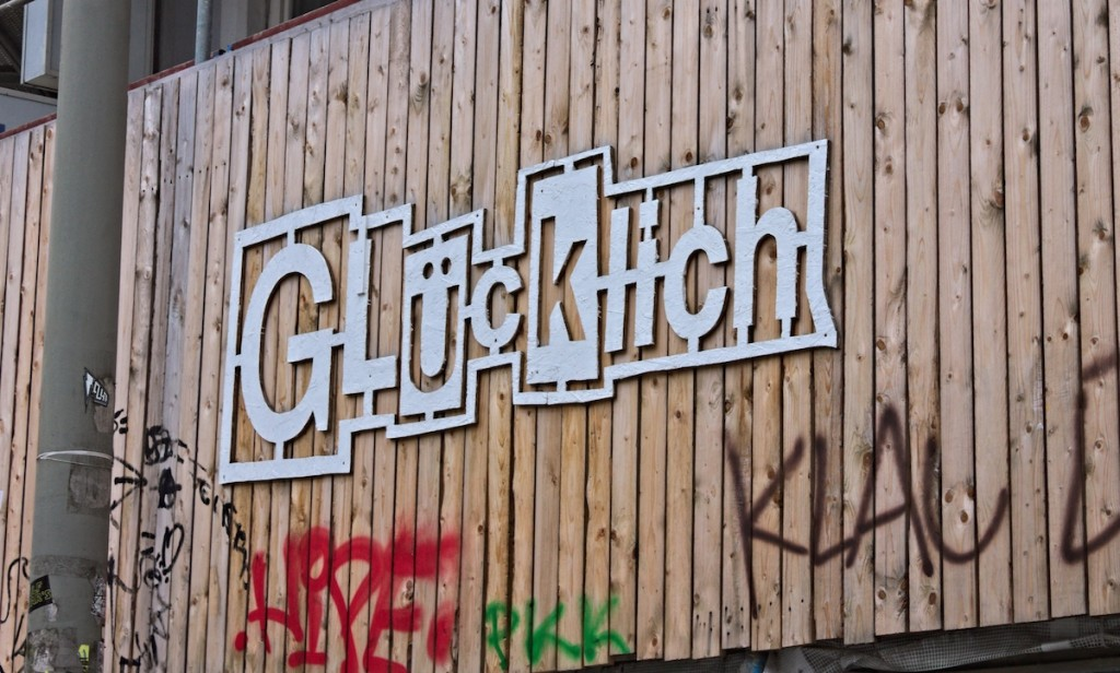 Glück in Hamburg