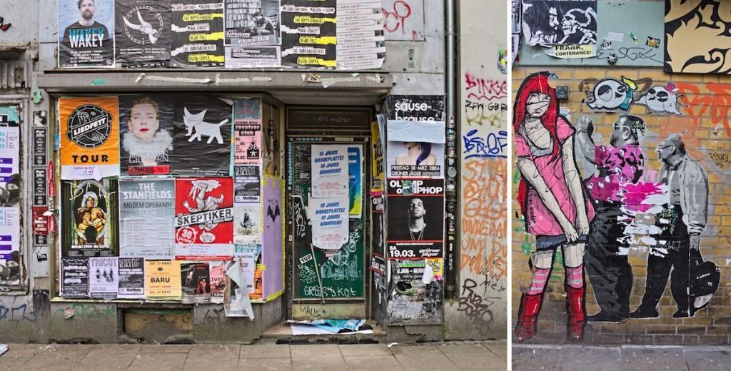 Street Art im Schanzenviertel