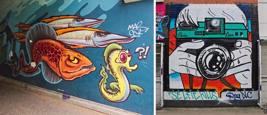 Fotospots Hamburg Street Art