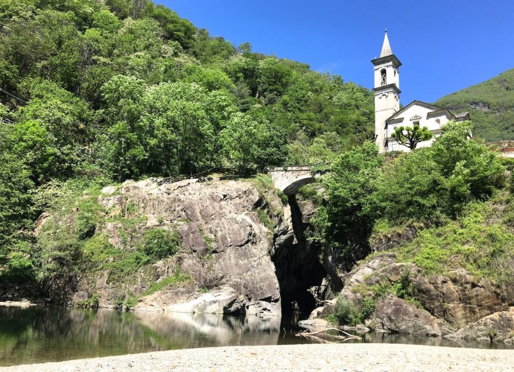 Wanderung zu Sant Anna