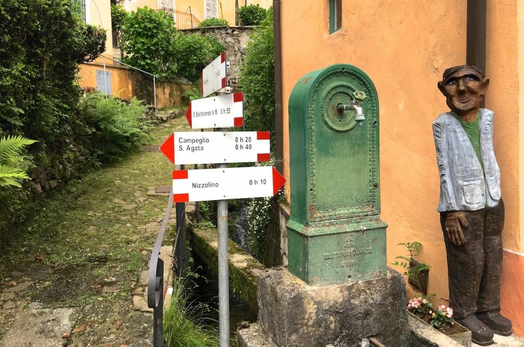 Wanderungen am Lago Maggiore
