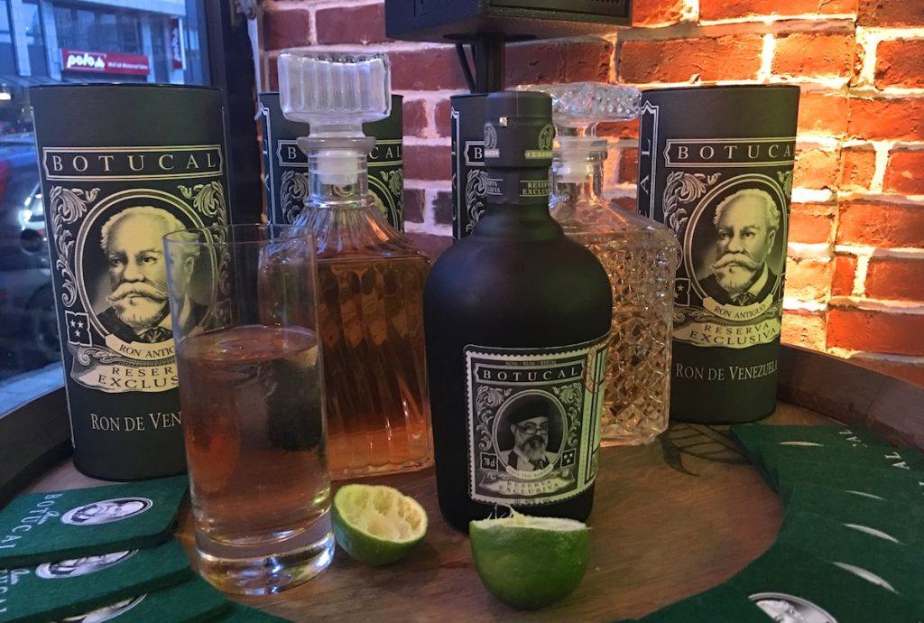 Drinks beim Herrenabend