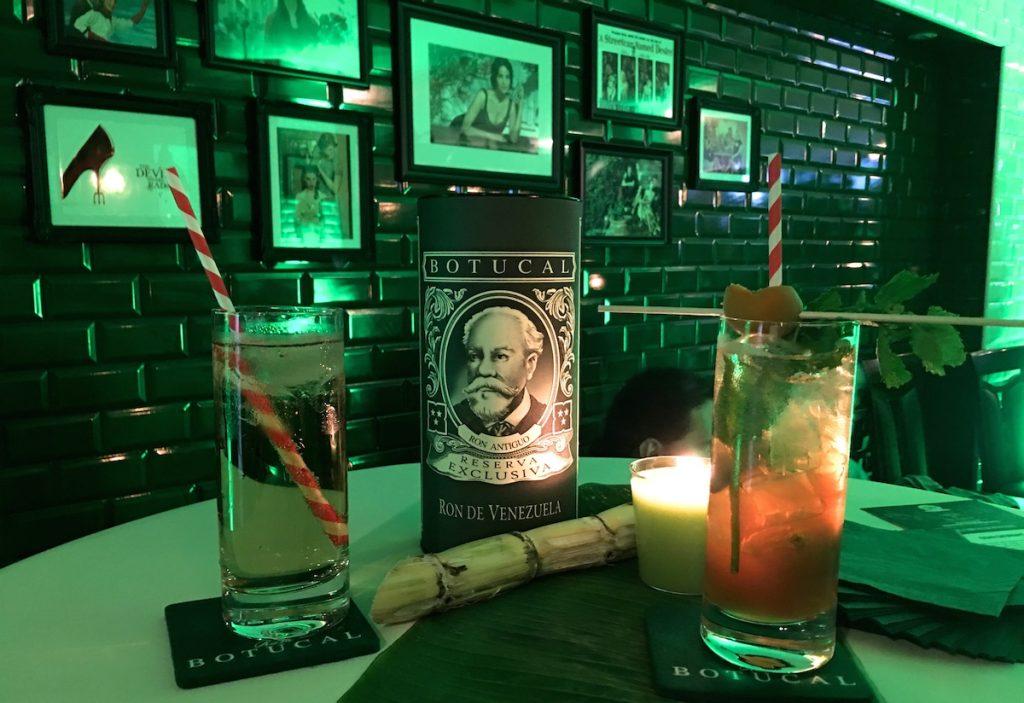 Getränke beim Herrenabend