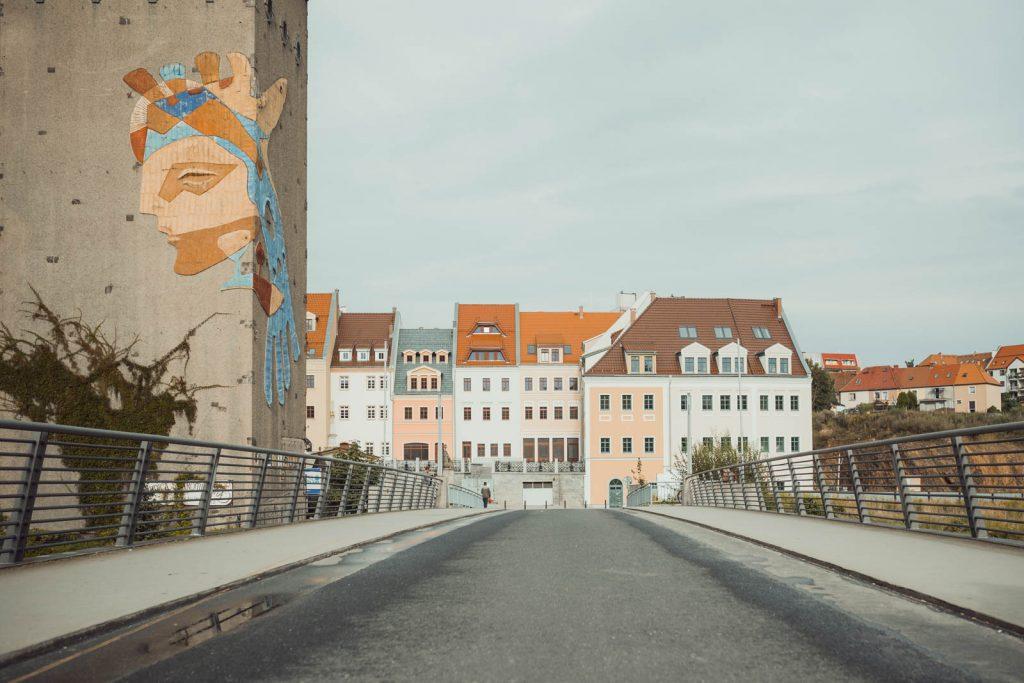 Brücke nach Zgorzelec