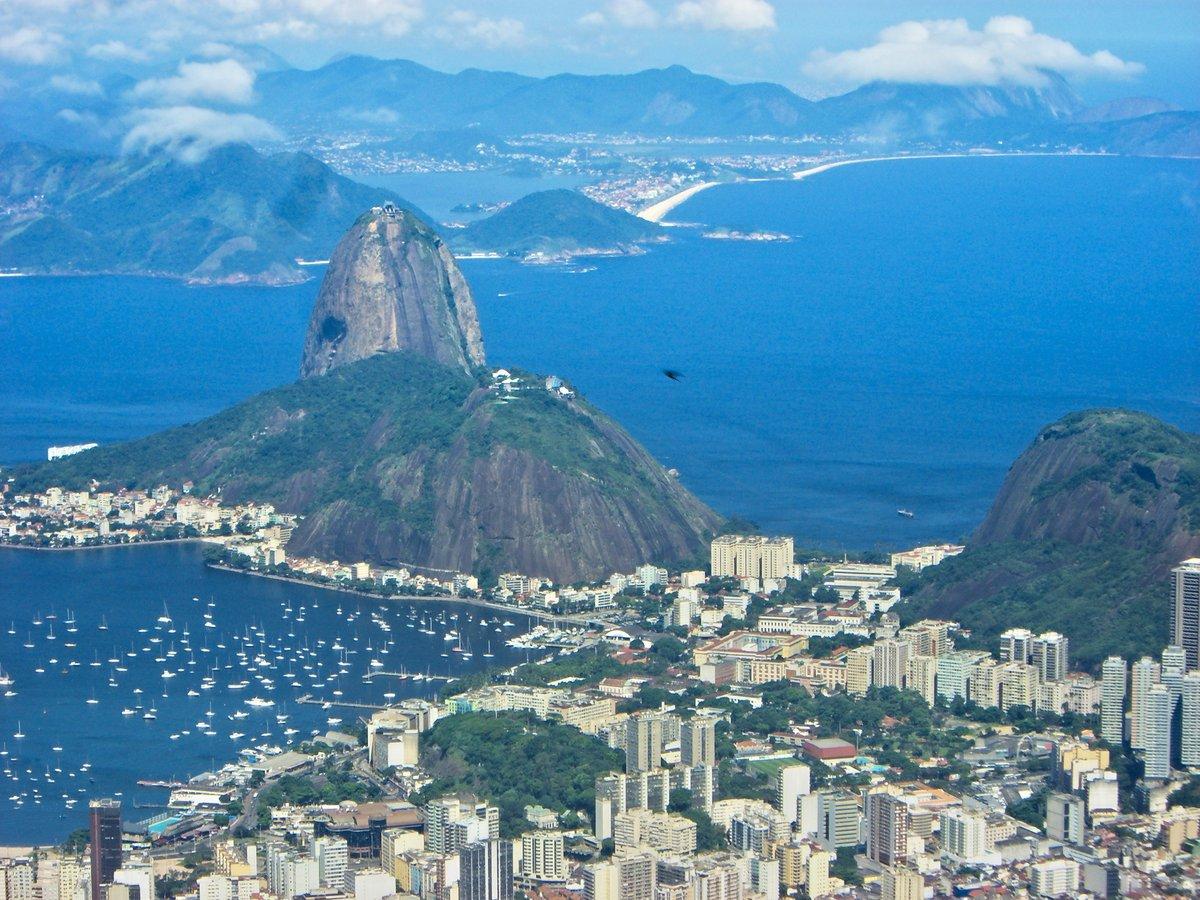 Damals In Rio De Janeiro WebundWelt