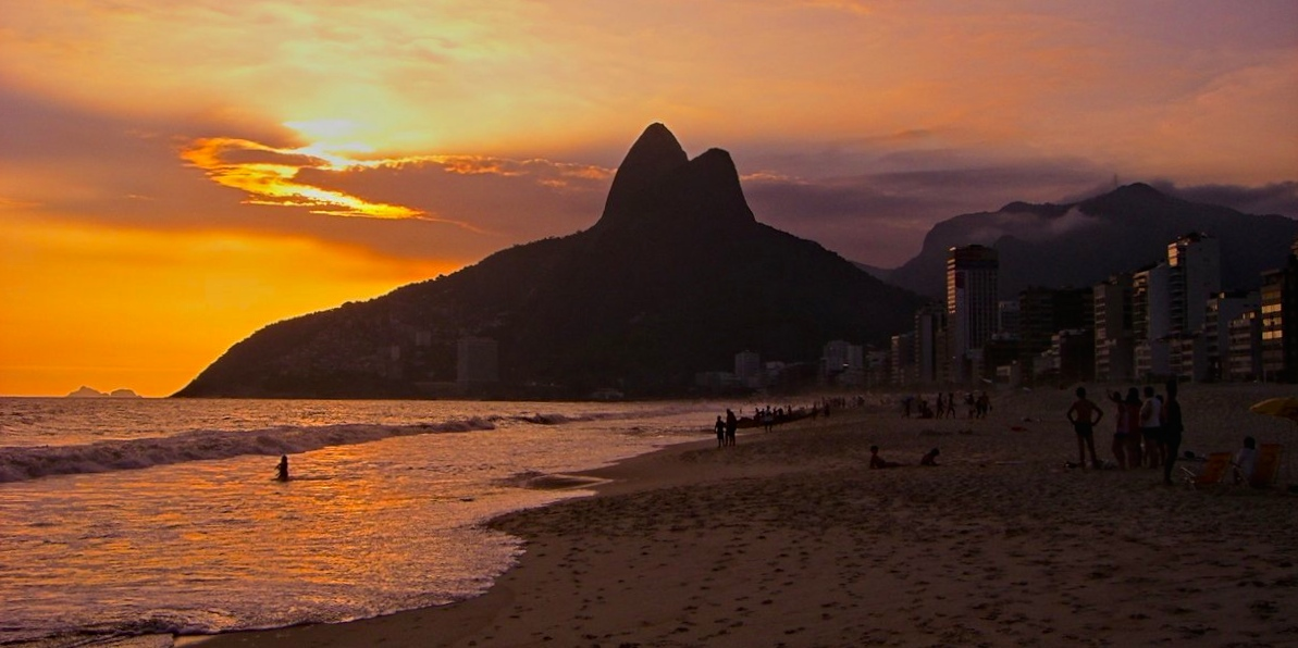Damals in… Rio de Janeiro