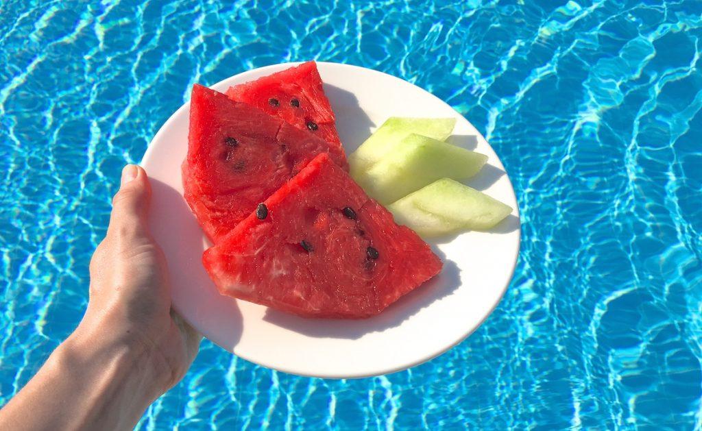 Früchte im Sommer