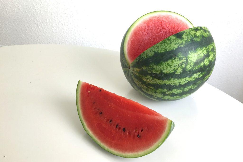 Melone - eines der Sommer Essentials