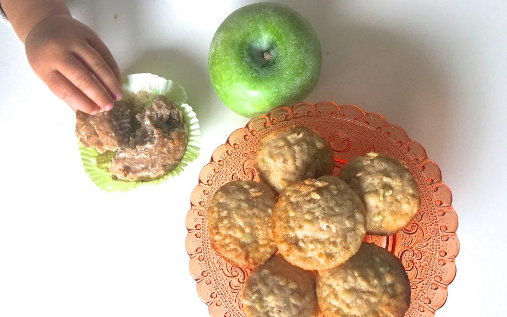 Muffins für Kleinkinder