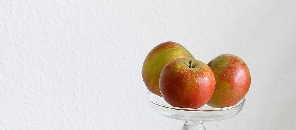 Apfel für Apfelkuchen