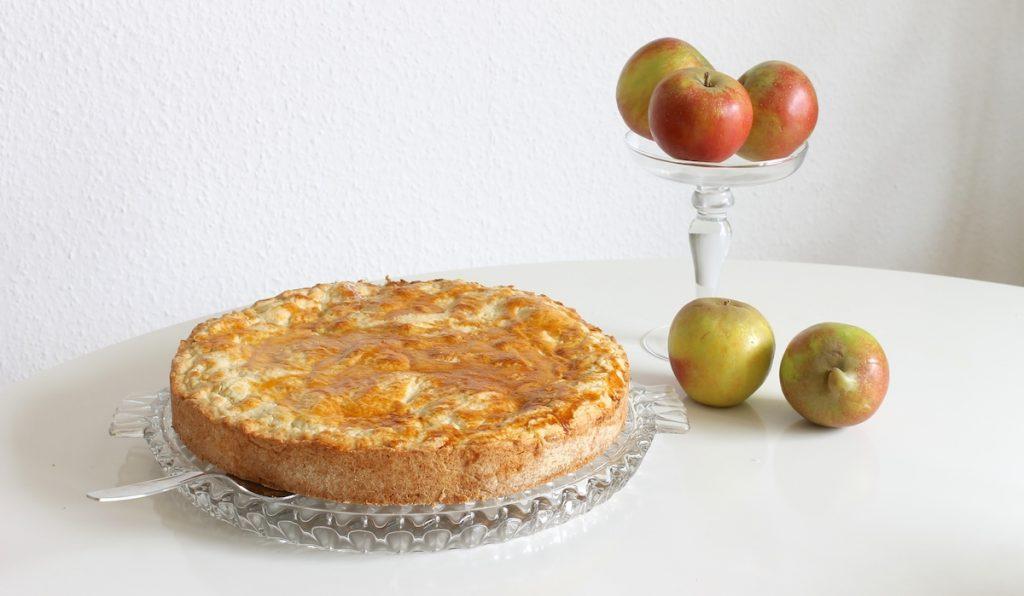 Rezept für Apfelkuchen wie bei Oma