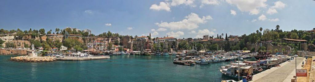 Tagesausflug nach Antalya