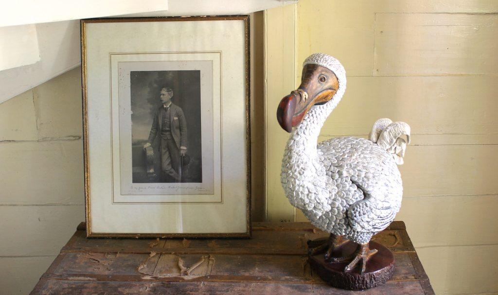 Dodo auf Mauritius