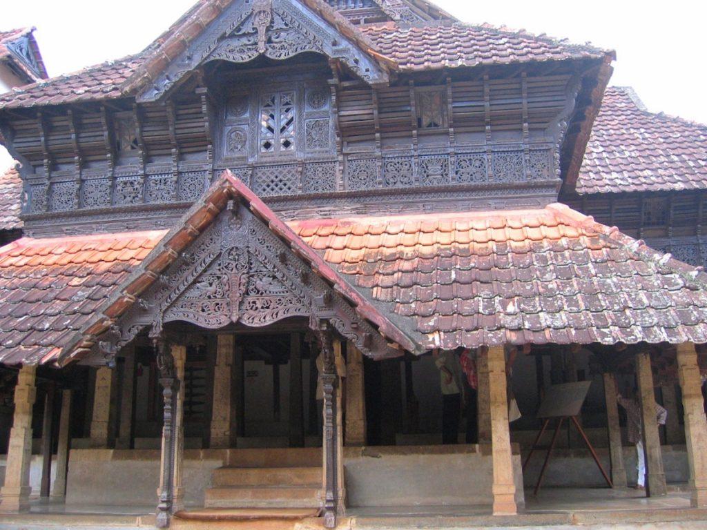 Padmanabhapuram Palast