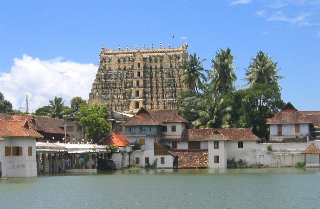 Padmanabhaswamy Tempel