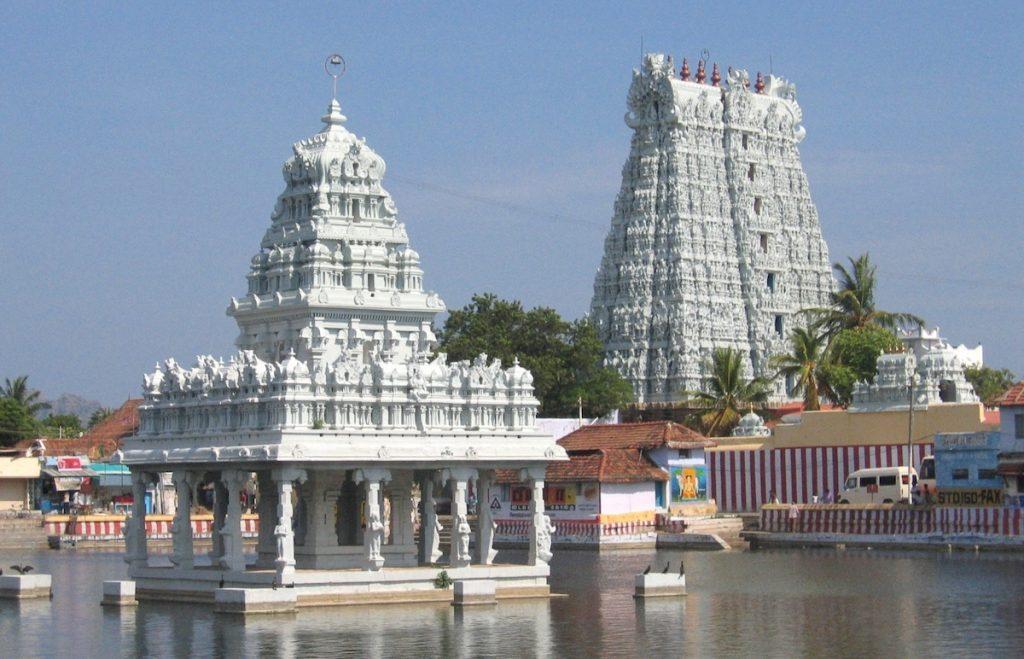 Kanniyakumari Tempel