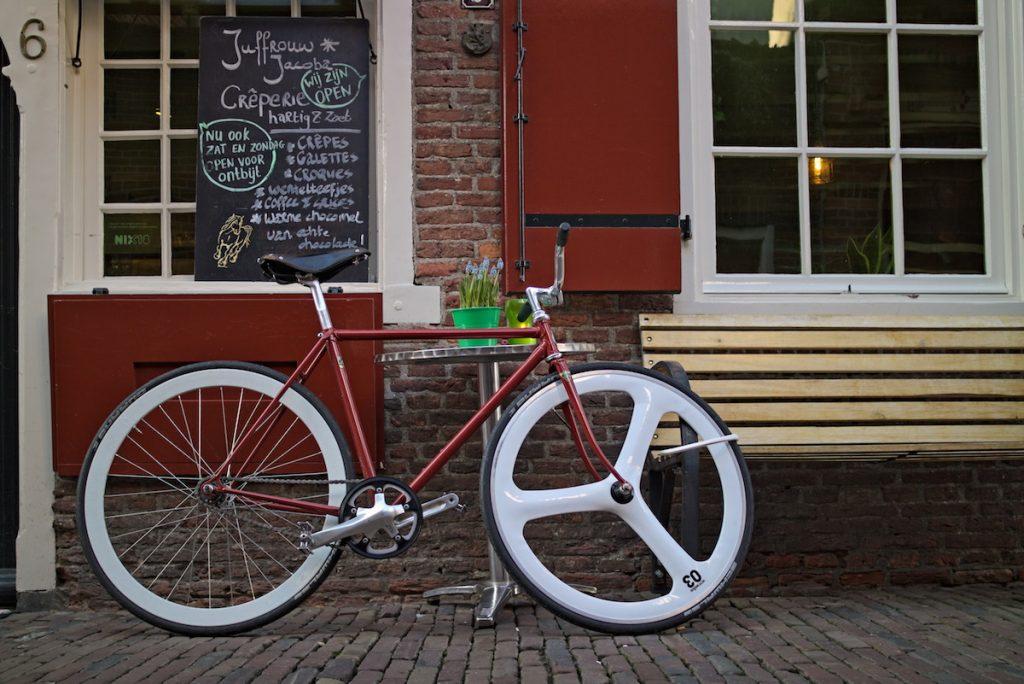 Café in Amersfoort