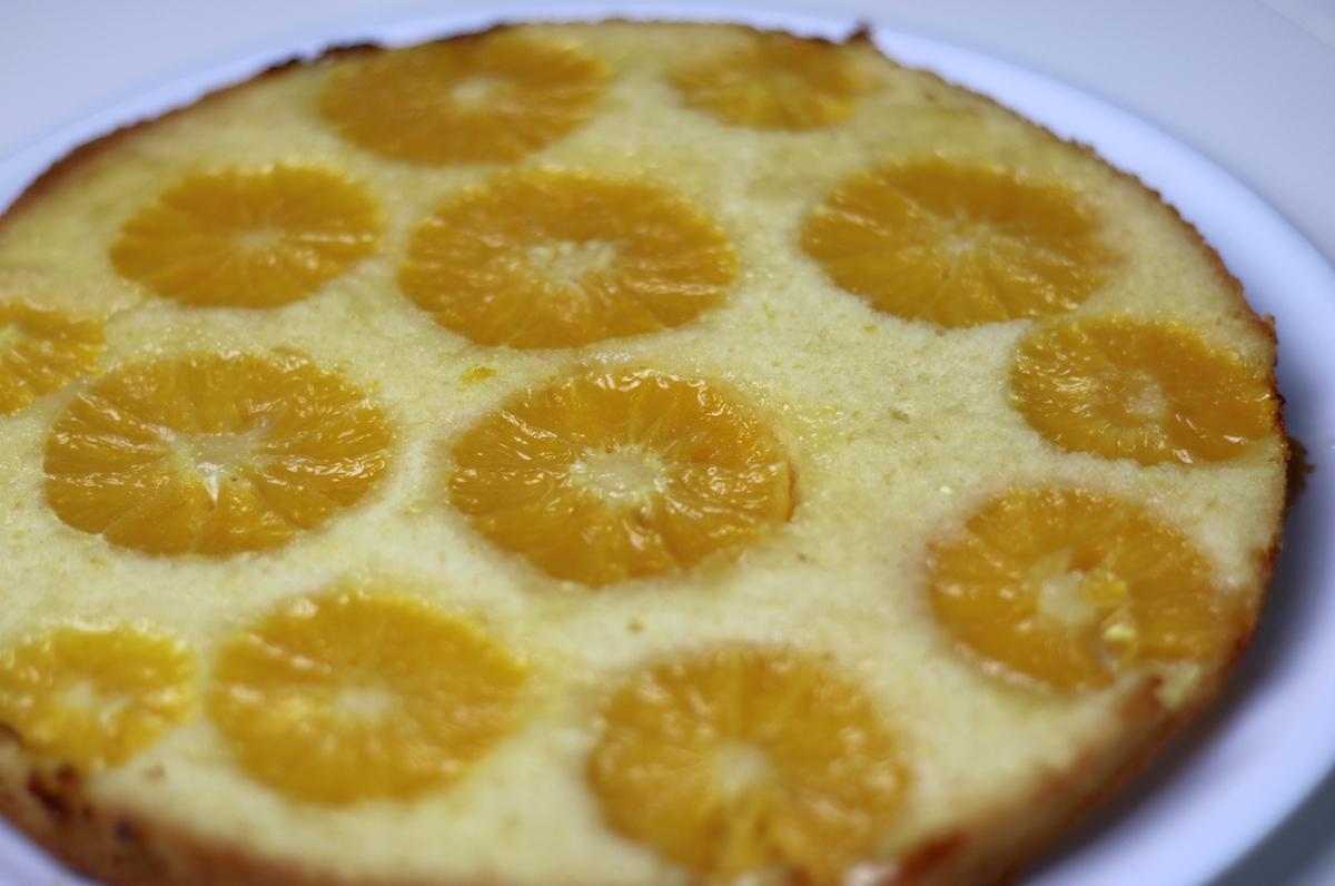 Saftiger Orangen Kuchen Rezept Webundwelt