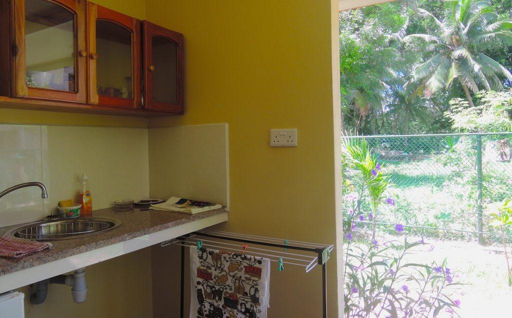 Low Budget Unterkunft Seychellen