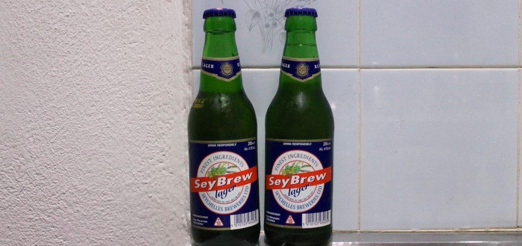 Lokale Getränke auf den Seychellen