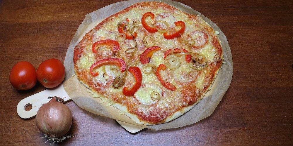 Die Weltbeste Pizza |Lieblings Rezept