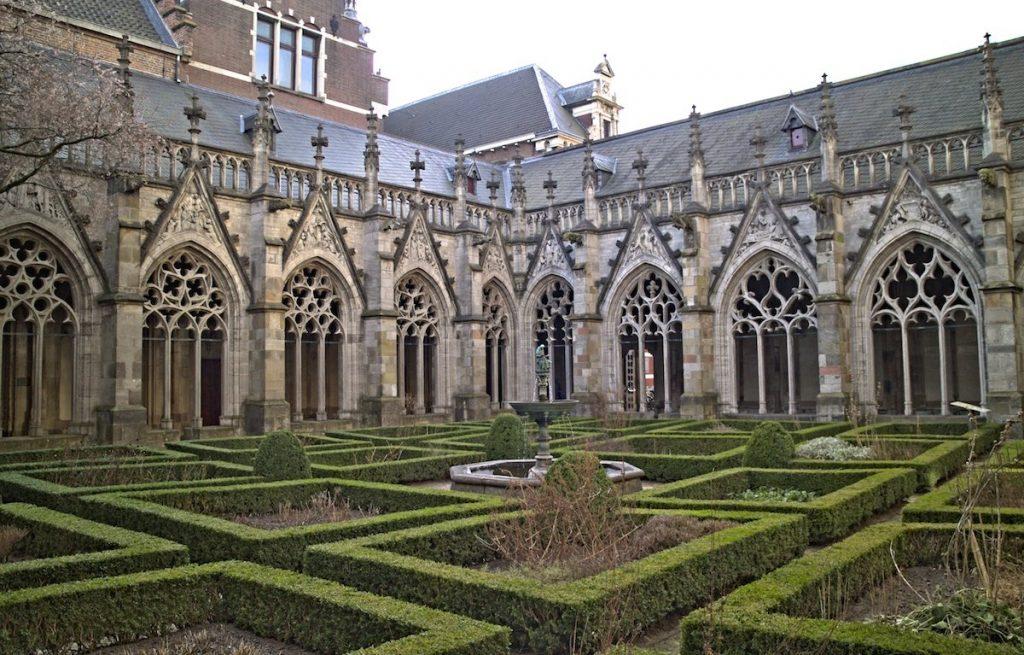 Utrecht Domgarten