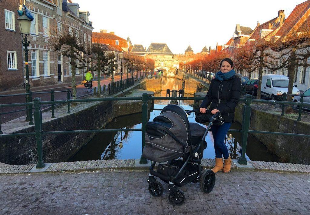 Städtetrip mit Kinderwagen