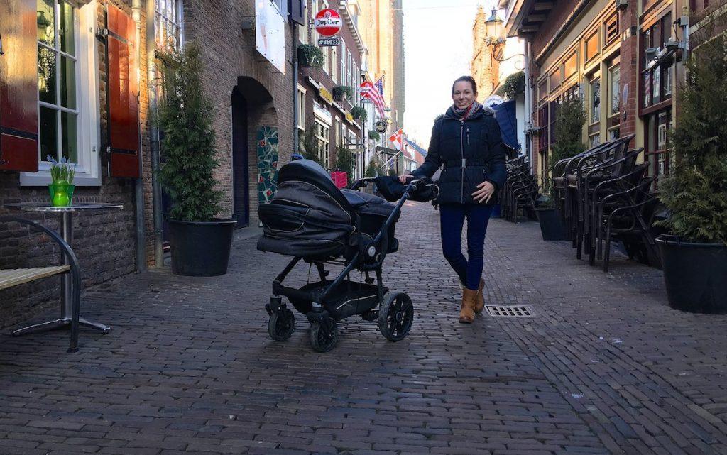 Babys erster Städtetrip