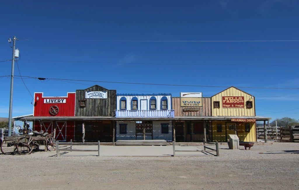 Historische Dörfer an der Route 66