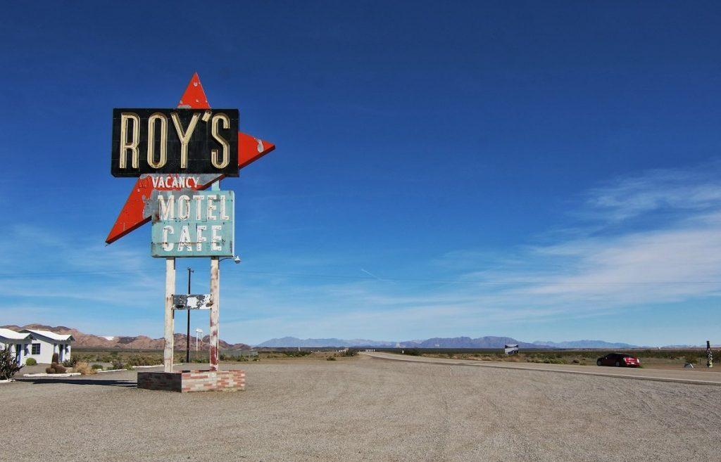 Historisches Motel Route 66