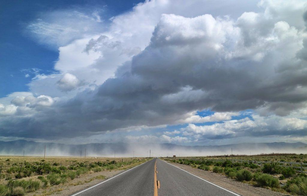 Autofahren in den USA Natur